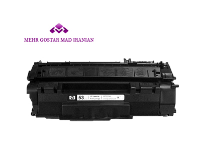 cms cartridge A53 - کارتریج تونر مشکی اچ پی  HP Toner 53A