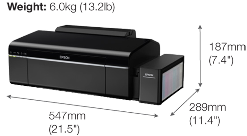 cms joharafshan 02 - پرینتر جوهر افشان اپسون مدل L805 Epson L805 Inkjet Printer