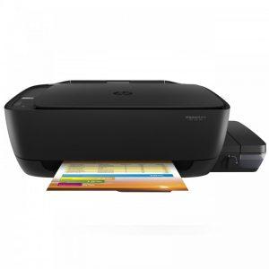 پرینتر چندکاره جوهرافشان اچ پی مدل DeskJet GT 5810 HP DeskJet GT 5810 Multifunction Inkjet Printer