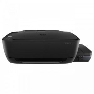 پرینتر چندکاره جوهرافشان اچ پی مدل DeskJet GT 5820 HP DeskJet GT 5820 Multifunction Inkjet Printer