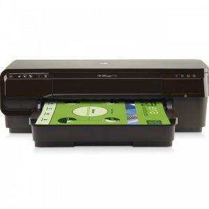 پرینتر جوهرافشان اچ پی مدل Officejet 7110 HP Officejet 7110 Inkjet Printer