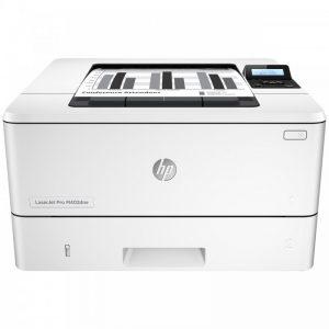 پرینتر لیزری اچ پی مدل LaserJet Pro M402dne HP LaserJet Pro M402dne Laser Printer