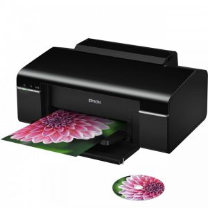پرینتر جوهرافشان اپسون مدل Stylus Photo T50 Epson Stylus Photo T50 Photo Printer