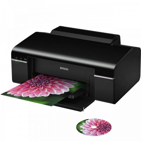 پرینتر جوهرافشان اپسون مدل Stylus Photo T50 Epson Stylus Photo T50 Photo Printer