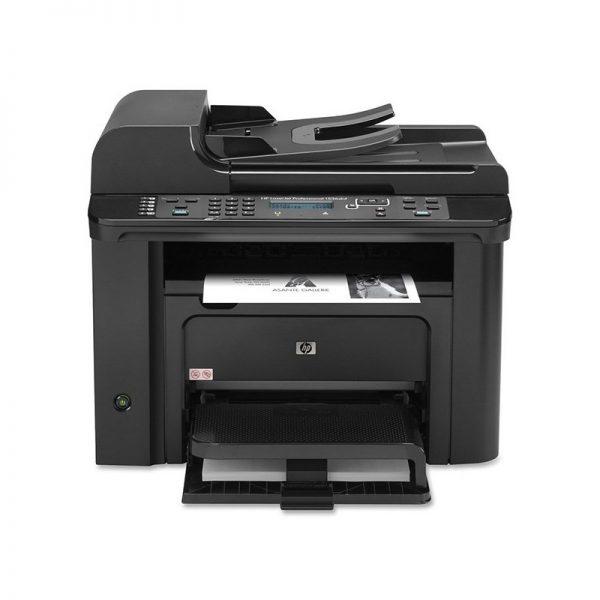 پرینتر چندکاره لیزری اچ پی مدل LaserJet M1536DNF HP LaserJet M1536DNF Multifunction Laser Printer