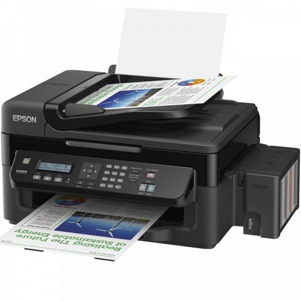 پرینتر جوهرافشان رنگی چندکارهی اپسون مدل L550 Epson L550 Multifunction Inkjet Color Printer