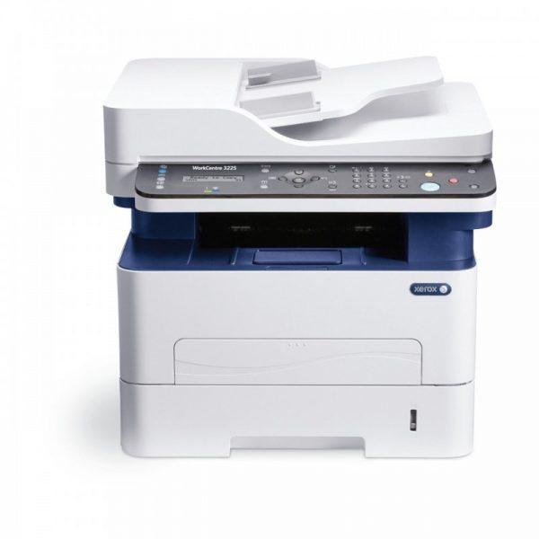 پرینتر چندکاره لیزری زیراکس مدل ۳۲۲۵DNI Xerox 3225DNI Multifunction Laser Printer