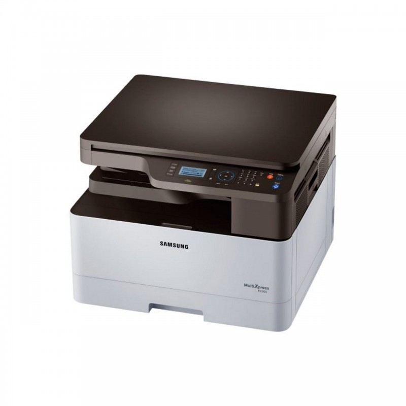 پرینتر چندکاره لیزری سامسونگ مدل MultiXpress K2200 SAMSUNG MultiXpress K2200 Multifunction Laser Printer