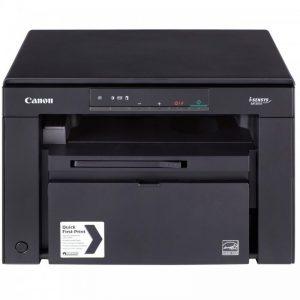 پرینتر چندکاره لیزری کانن مدل i-SENSYS MF3010 Canon i-SENSYS MF3010 Multifunction Laser Printer