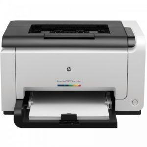 پرینتر لیزری رنگی اچ پی مدل LaserJet Pro CP1025nw HP LaserJet Pro CP1025nw Color Laser Printer