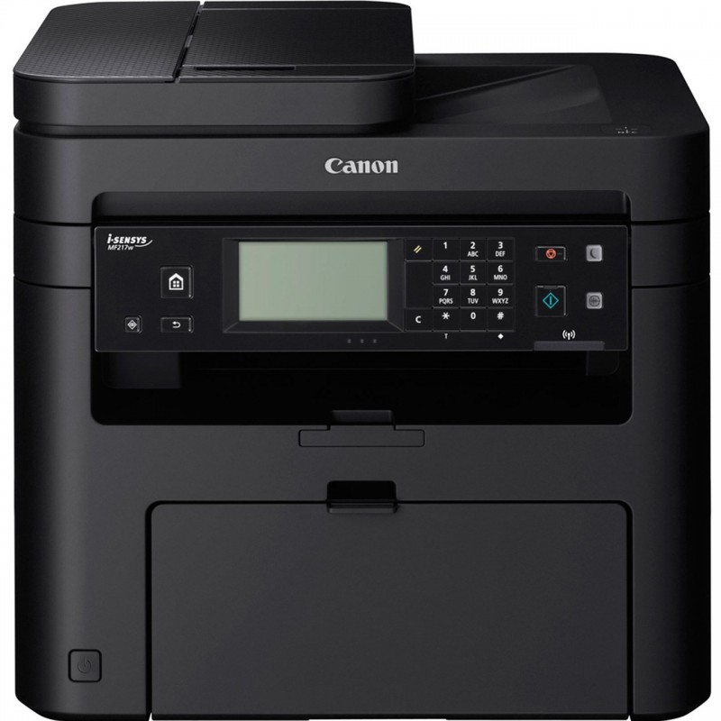 پرینتر چندکاره لیزری کانن مدل i-SENSYS MF217w Canon i-SENSYS MF217w Multifunction Laser Printer