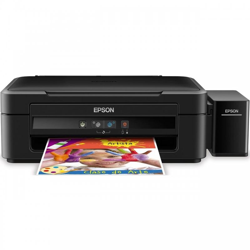 پرینتر چندکاره جوهرافشان اپسون مدل L220 Epson L220 Multifunction Inkjet Printer