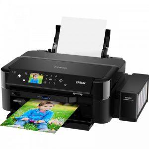 پرینتر جوهرافشان رنگی اپسون مدل L810 Epson L810 Inkjet Printer