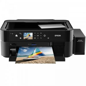 پرینتر جوهرافشان چندکاره اپسون مدل L850 Epson L850 Multifunction Inkjet Printer