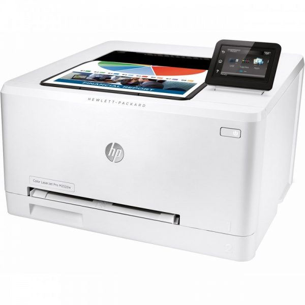 پرینتر لیزری رنگی اچ پی مدل LaserJet M252DW HP LaserJet M252DW Color Laser Printer