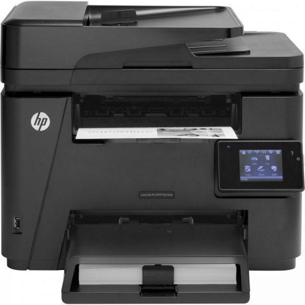 پرینتر چندکاره لیزری اچ پی مدل LaserJet Pro MFP M225dw HP LaserJet Pro MFP M225dw Printer