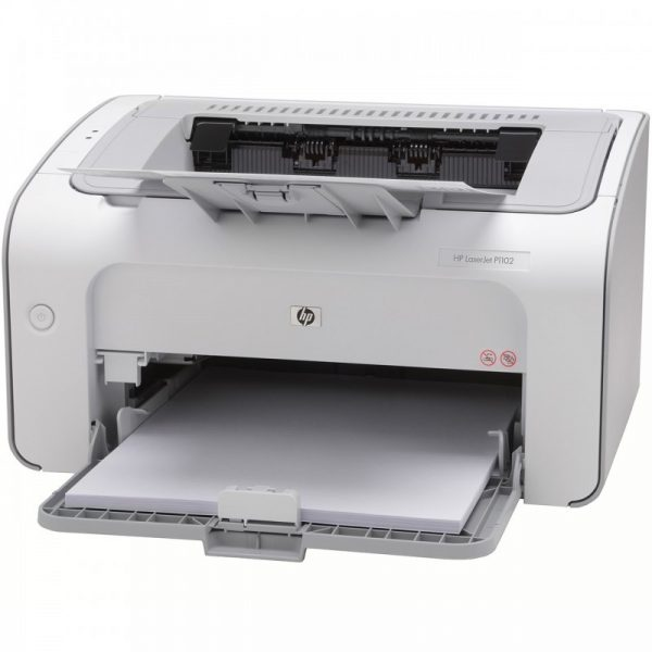 پرینتر لیزری اچ پی مدل LaserJet P1102 HP LaserJet P1102 Laser Printer