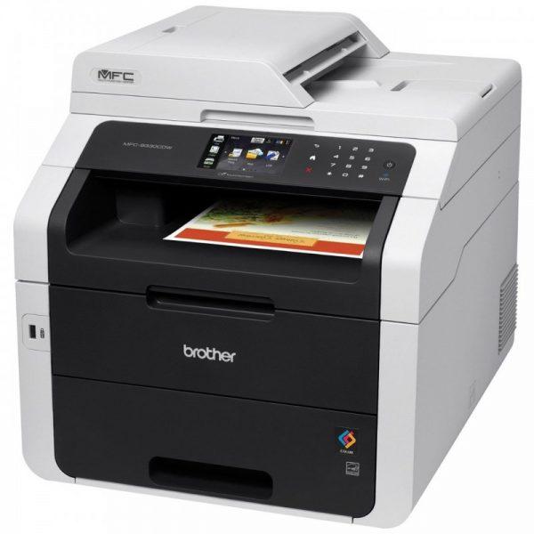 پرینتر چندکاره لیزری رنگی برادر مدل MFC-9330CDW Brother MFC-9330CDW Multifunction Color Laser Printer