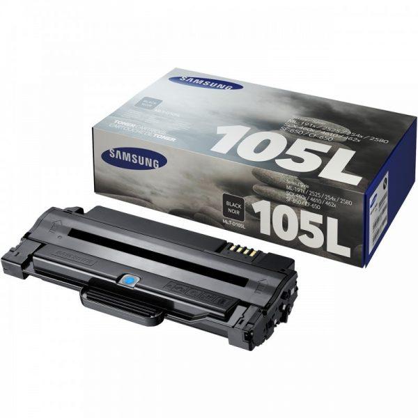 کارتریج تونر سامسونگ مدل MLT-D105L Samsung MLT-D105L Toner