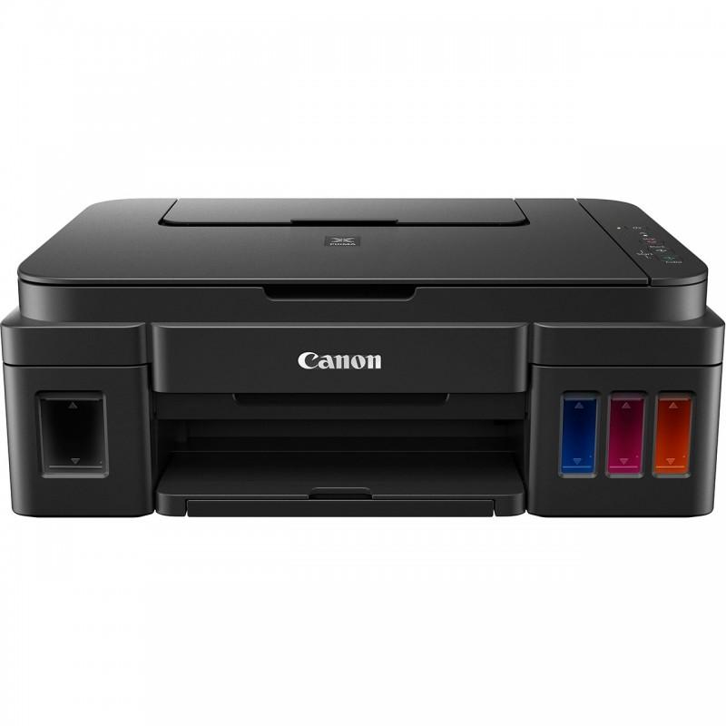 پرینتر چندکاره جوهرافشان کانن مدل PIXMA G2400 Canon PIXMA G2400 Multifunction Inkjet Printer