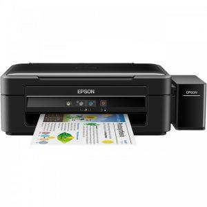 پرینتر چندکاره جوهرافشان اپسون مدل L382 EPSON L382 Multifunction Inkjet Printer