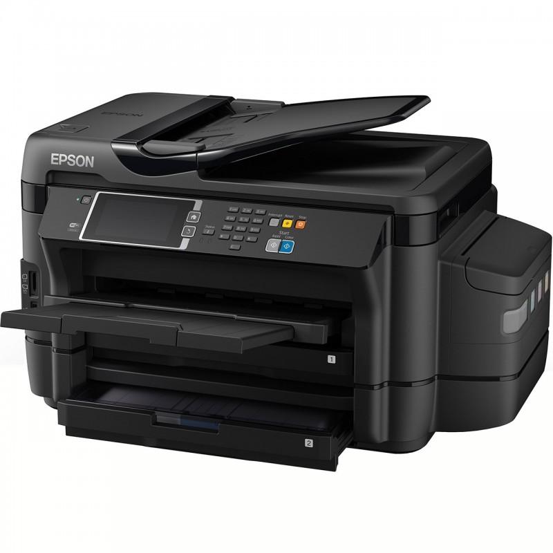 پرینتر چندکاره جوهرافشان اپسون مدل L1455 EPSON L1455 Multifunction Inkjet Printer