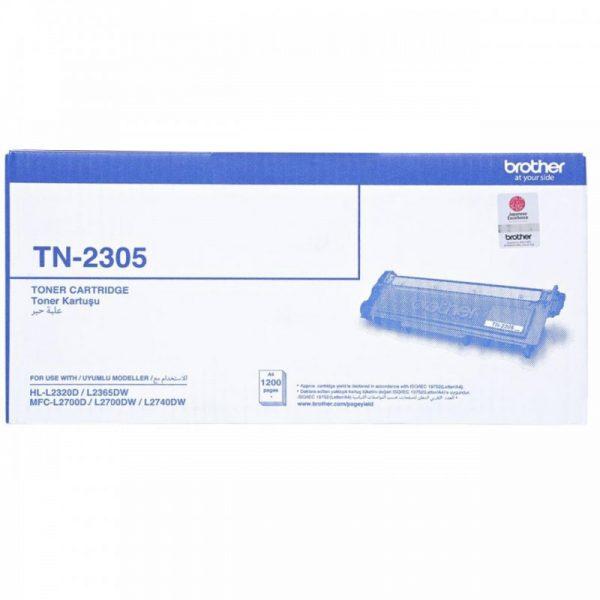 کارتریج تونر برادر ساخت ایران مدل Toner Brother TN-2305