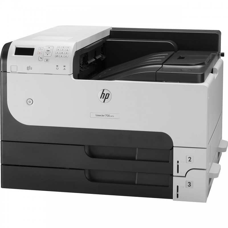 پرینتر لیزری اچ پی مدل LaserJet Enterprise 700 printer M712dn HP LaserJet Enterprise 700 printer M712dn Laser Printer