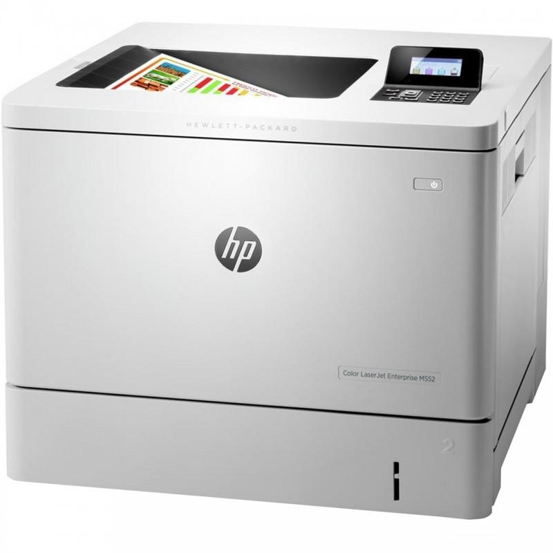 پرینتر لیزری رنگی اچ پی مدل LaserJet Enterprise M552dn HP Color LaserJet Enterprise M552dn Laser Printer
