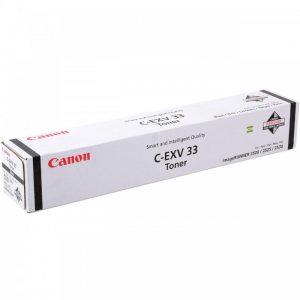 کارتریج تونر کانن مدل C-EXV33-Black Canon C-EXV33 Black Toner