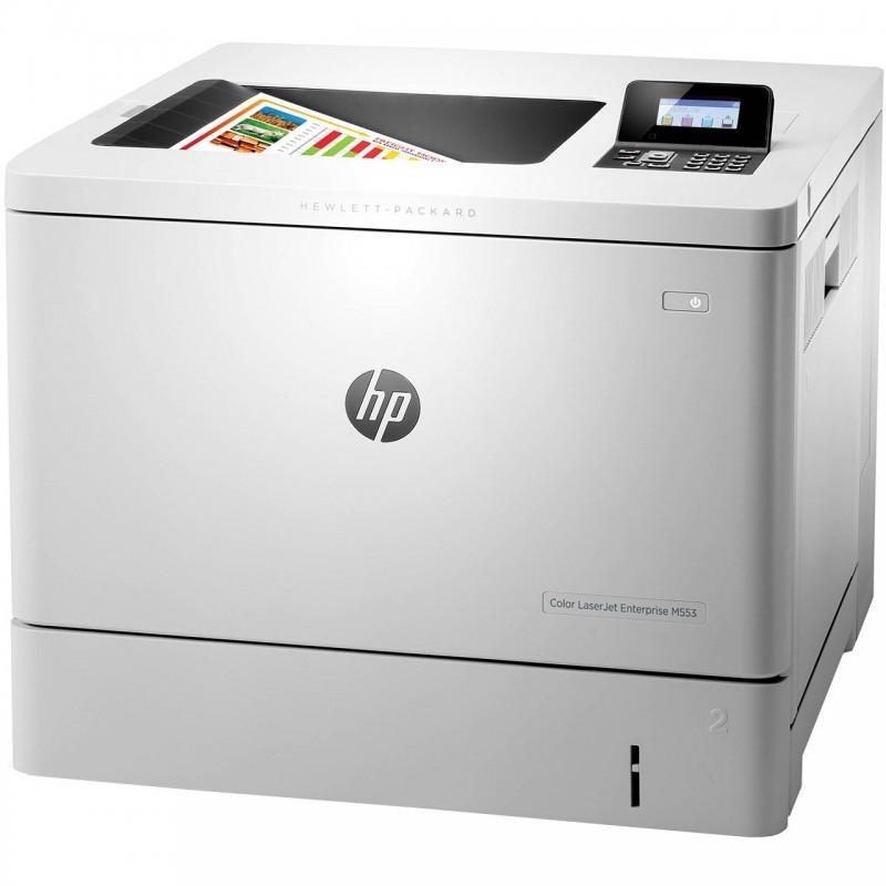 پرینتر لیزری رنگی اچ پی مدل LaserJet Enterprise M553n HP Color LaserJet Enterprise M553n Laser Printer