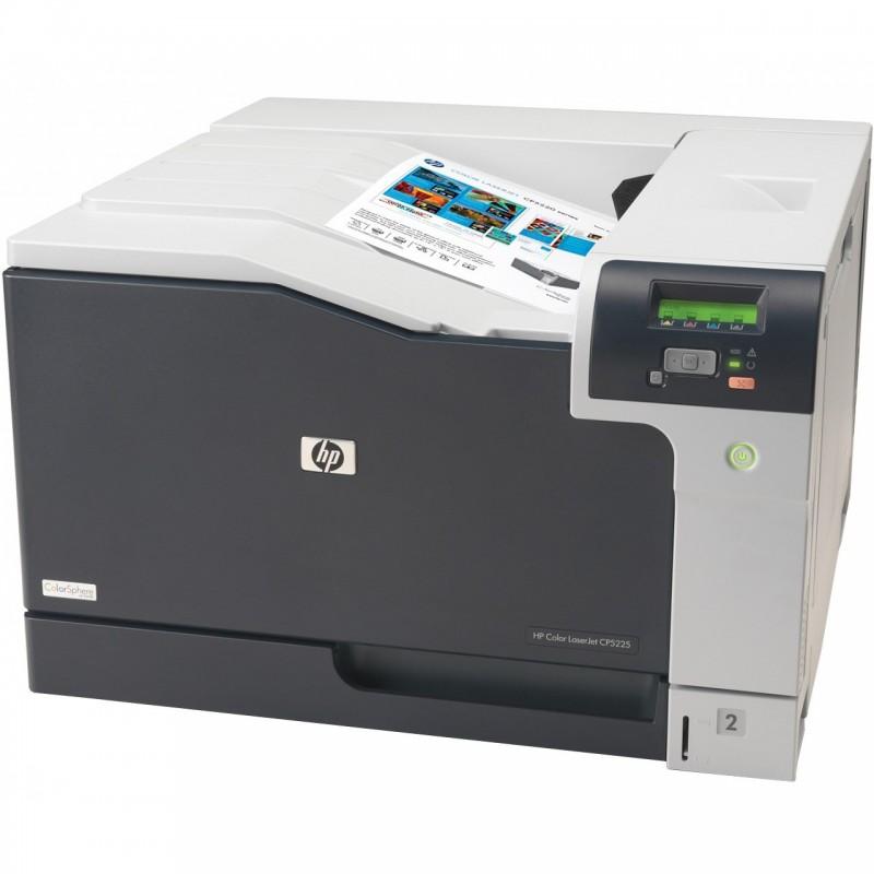 پرینتر لیزری رنگی اچ پی مدل LaserJet Proffesional CP5225dn HP Color LaserJet Proffesional CP5225dn A3 Printer