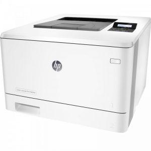 پرینتر لیزری رنگی اچ پی مدل LaserJet Pro M452nw HP Color LaserJet Pro M452nw Printer