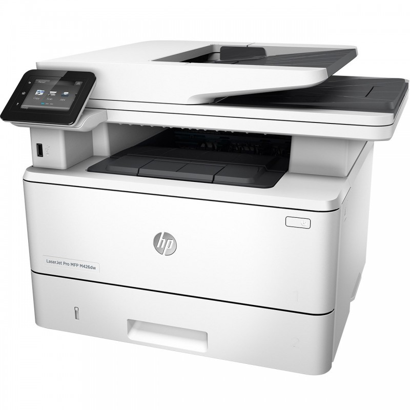 پرینتر چندکاره لیزری رنگی اچ پی مدل LaserJet Pro MFP M477fdw HP Color LaserJet Pro MFP M477fdw Multifunction Printer