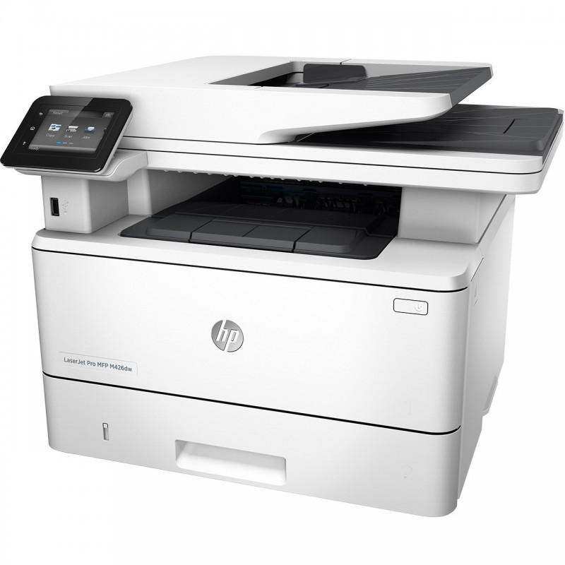 پرینتر چندکاره لیزری رنگی اچ پی مدل LaserJet Pro MFP M477fdw HP Color LaserJet Pro MFP M477fdw Multifunction Printer