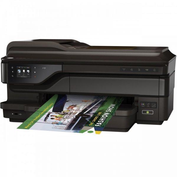 پرینتر چندکاره جوهرافشان اچ پی مدل OfficeJet 7612 HP OfficeJet 7612 Wide Format e-All-in-One Inkjet A3 Printer