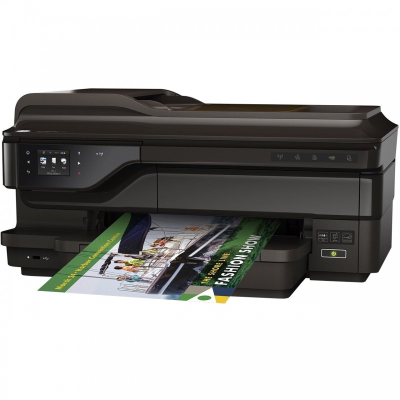 پرینتر چندکاره جوهرافشان اچ پی مدل OfficeJet 7612 HP OfficeJet 7612 Wide Format e-All-in-One Inkjet A3 Printer