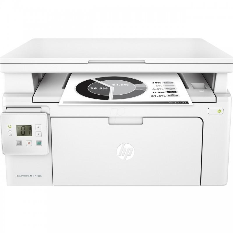 پرینتر چندکاره لیزری اچ پی مدل LaserJet Pro MFP M130a HP LaserJet Pro MFP M130a Multifunction Laser Printer
