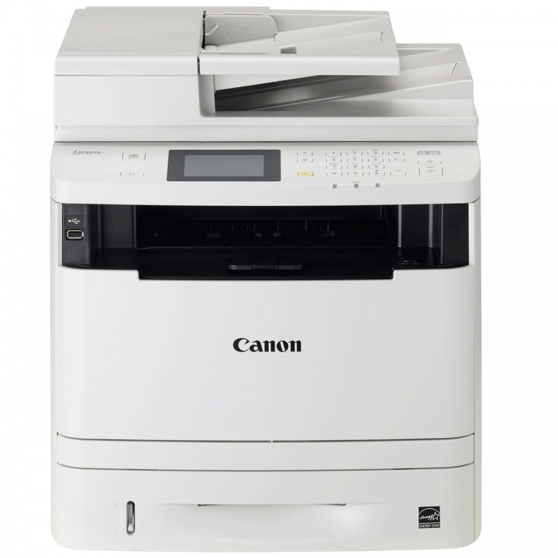 پرینتر چندکاره لیزری کانن مدل i-SENSYS MF411dw Canon i-Sensys MF411dw Multifunction Laser Printer