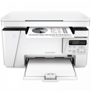 پرینتر چندکاره لیزری اچ پی مدل LaserJet Pro MFP M26nw HP LaserJet Pro MFP M26nw Multifunction Laser Printer