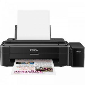 پرینتر جوهر افشان رنگی اپسون مدل L130 Epson L130 Inkjet Printer
