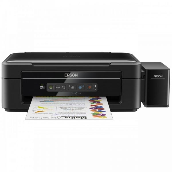 پرینتر چندکاره جوهرافشان اپسون مدل L386 Epson L386 Multifunction Inkjet Printer