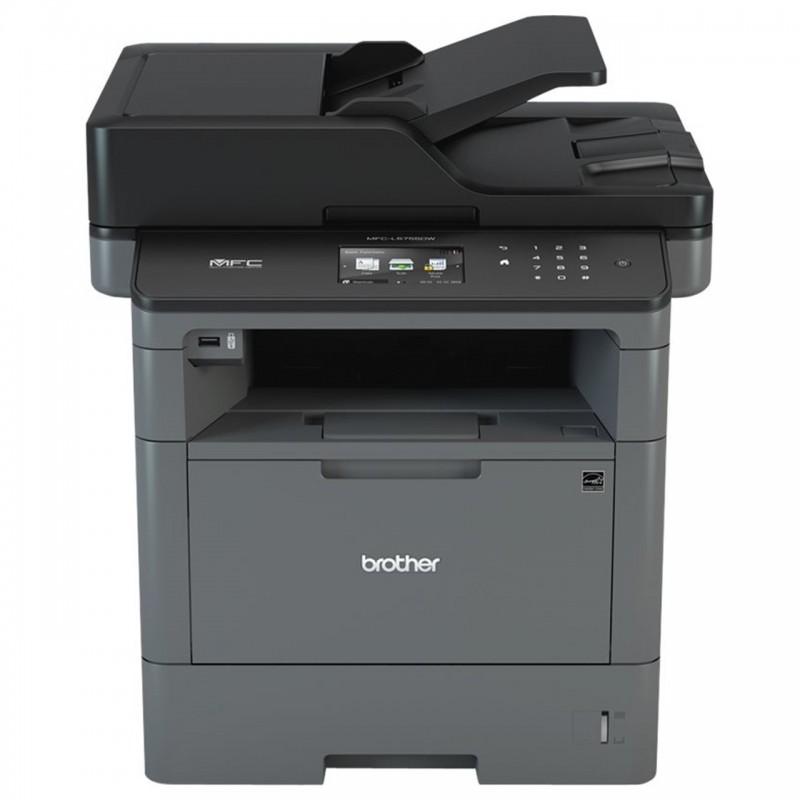 پرینتر چندکاره لیزری برادر مدل MFC-L5755DW Brother MFC-L5755DW Multifunction Laser Printer