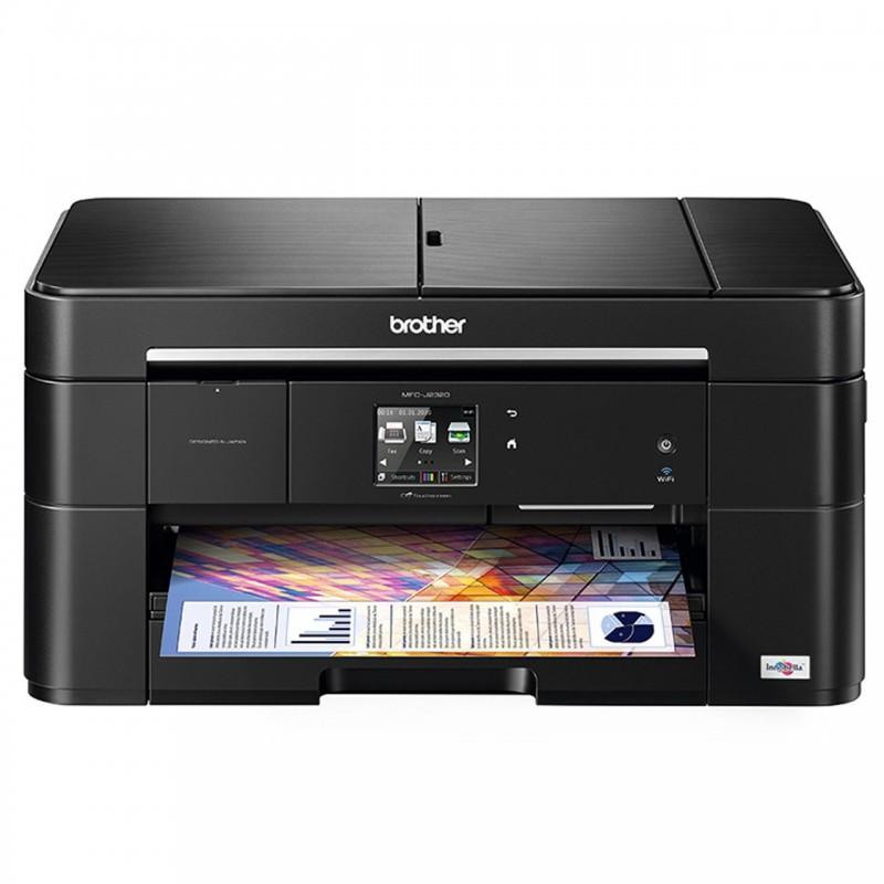 پرینتر چندکاره جوهرافشان برادر مدل MFC-J2320 Brother MFC-J2320 Multifunction Inkjet Printer