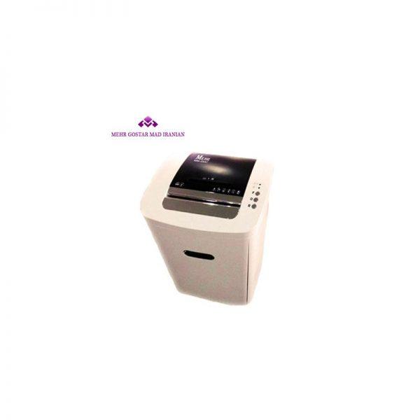 کاغذ خردکن ایرانی مهر MM-350C – دستگاه امحای ایرانی مهر-مدل ایستاده