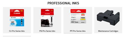 canon - کارتریج جوهر افشان Ink cartridge با تمام اطلاعات در سال 1400
